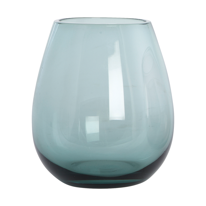 Vattenglas Ball 10 cm Grön