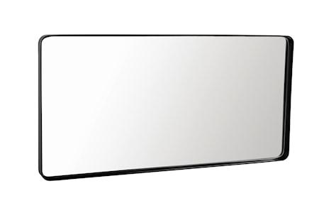 Väggspegel 2 olika upphängningar 30x60 cm