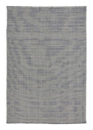 Ajo Matta Mörkblå 160x230 cm