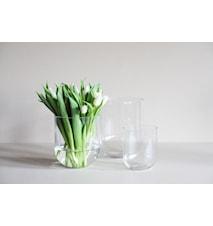 Vas Simple 12 cm Klar