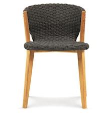 Knit stol - Teak