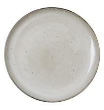 Rustic Assiett 19cm Beige