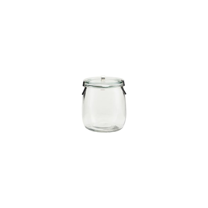 Use, Burk, Glas, 800 ml, H: 13 cm, Dia: 11 cm