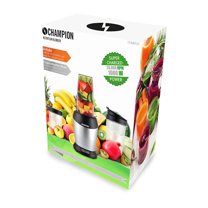Champion Nutrition Blender 1000W