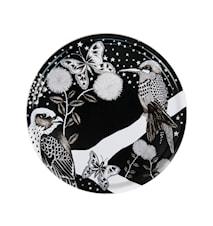 Vassoio Nadja Wedin Design 46 cm colibrì