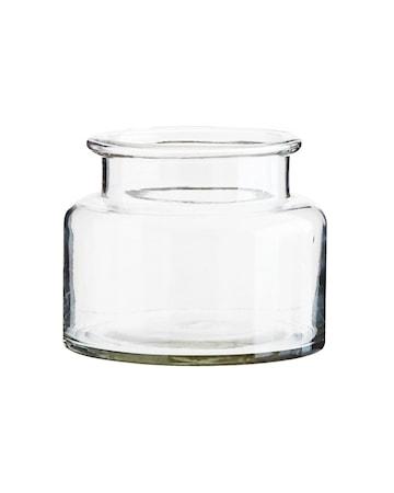 Vaasi lasia Ø 15 cm