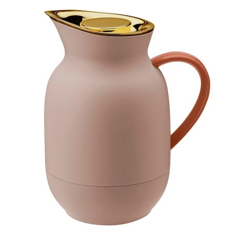 Amphora Vakuum Kaffetermos soft peach 1L