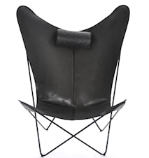 KS Chair Flaggermuslenestolen - Black/black
