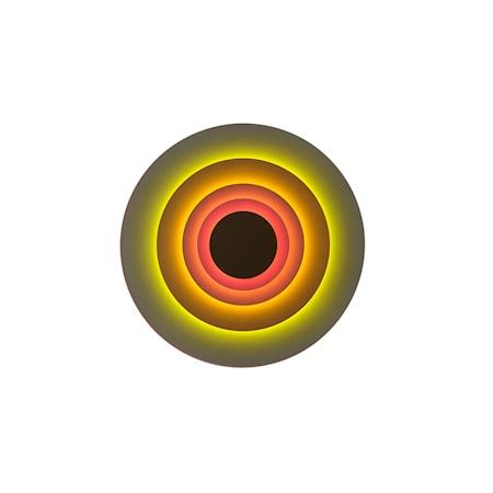Concentric medium Vägglampa
