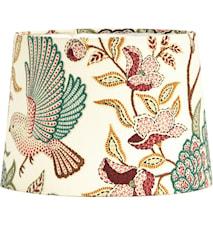 Lampskärm Sofia Birdsong Vit
