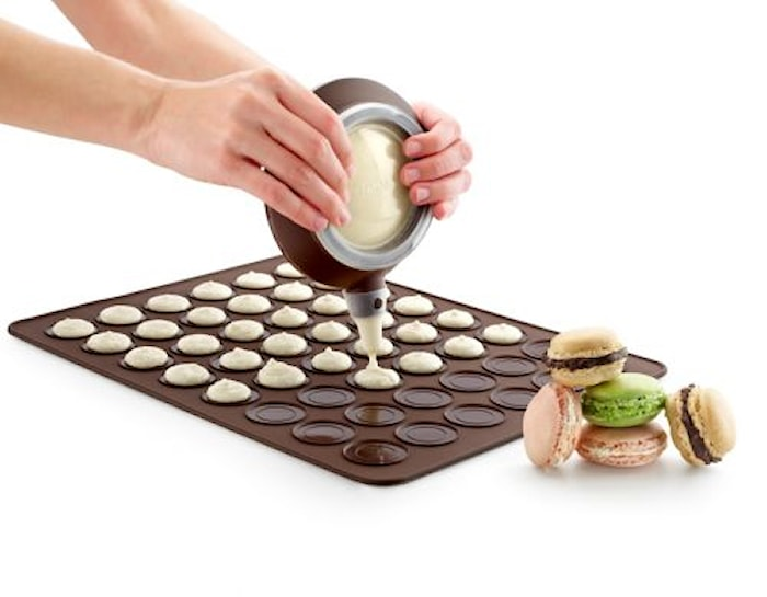 Macaron Bakset Brun