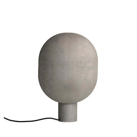 Clam Bordslampa Oxiderad