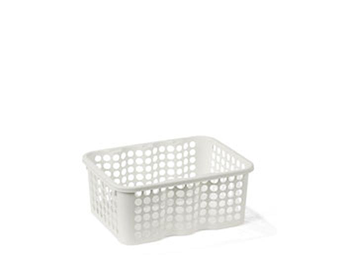 Rondo Plastkorg Vit 1,5L