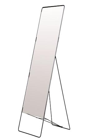 Golvspegel Chic 45x175 cm Svart