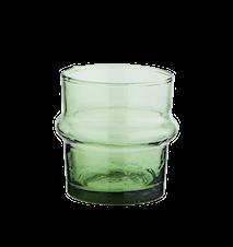 Beldi Drinking Glass Green