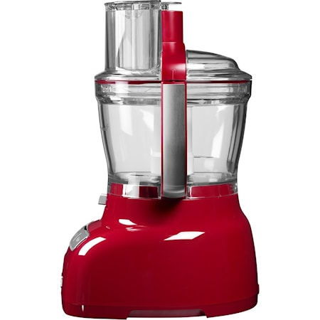 Foodprocessor rød, 3,1 liter