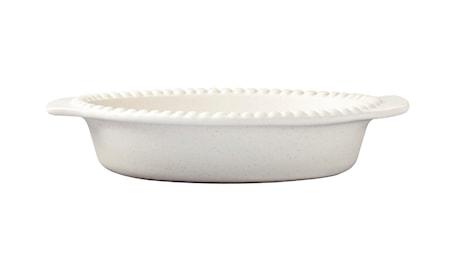 DARIA Ovnsform Hvit 26 cm