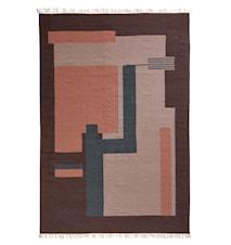 Blush Ullmatta Plum 200x290 cm
