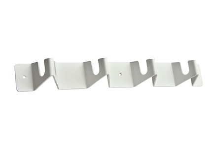 Point kvadrupel vit struktur