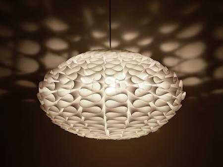Norm 03 Lampa Vit Small