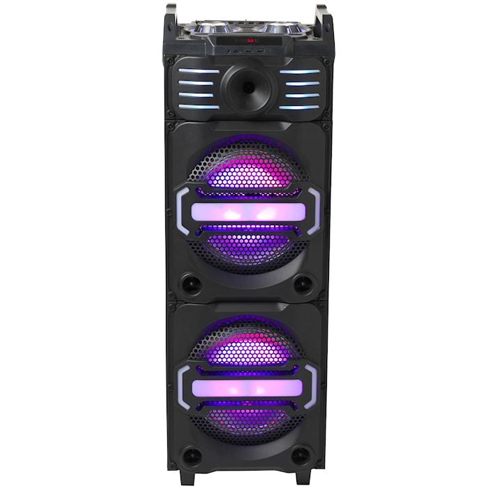 BT-högtalare med DJ-bord