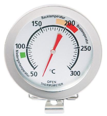 Ugnstermometer med clips Analog
