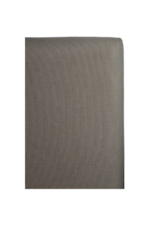 Weeknight Sänggavel Överdrag Charcoal 90x140 cm