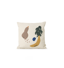 Fruiticana Prydnadskudde Banan