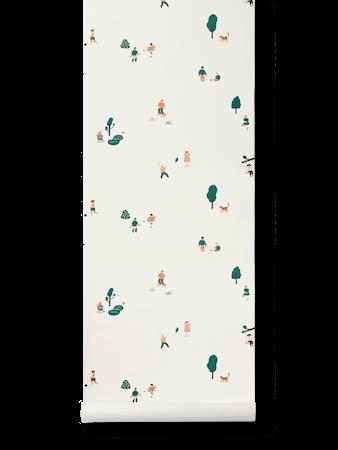 The Park Wallpaper