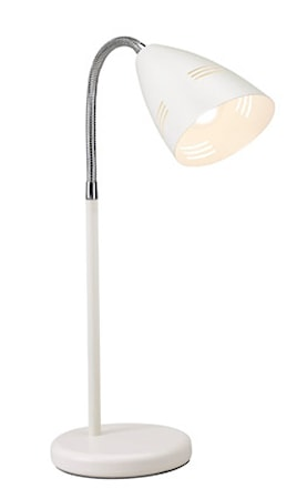 Vejle Bordlampe Hvit