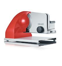 Sliced Kitchen 903, Påleggsmaskin 19 cm, Rød