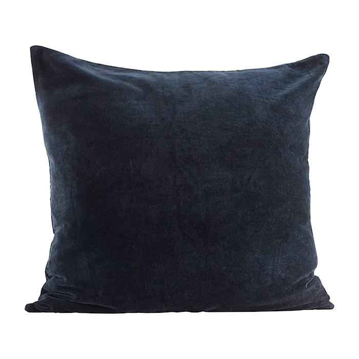 Putevar Velv 60x60 cm - Blue/Petrol