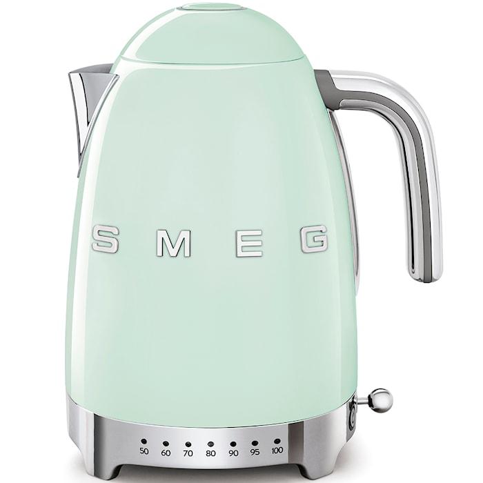Vattenkokare Temperaturstyrd 1,7L Pastellgrön