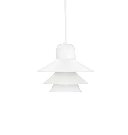 Ikono Lampe Hvit S