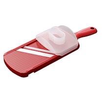 Julienne with ceramic blade Red