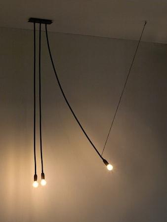 Cravache lampe - triple