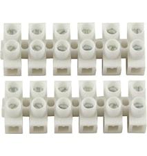 Kytkentälista 2kpl/frp 1,5-2,5mm²