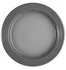 Signature Plate Mist Grey 22 cm