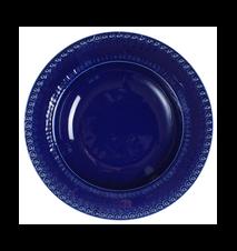 DAISY Plato hondo/Cuenco Pasta Azul Oscuro 35 cm
