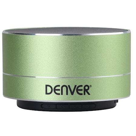 Bluetooth-högtalare Grön