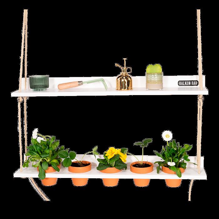 Hanging Garden Furu Hvit