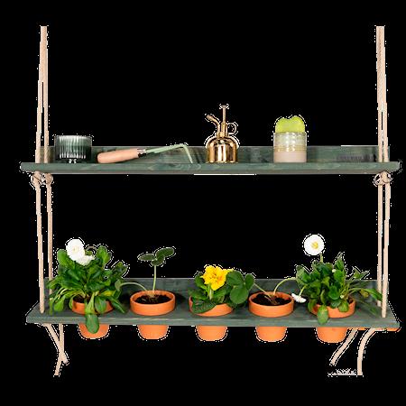 Hanging Garden Furu Svart