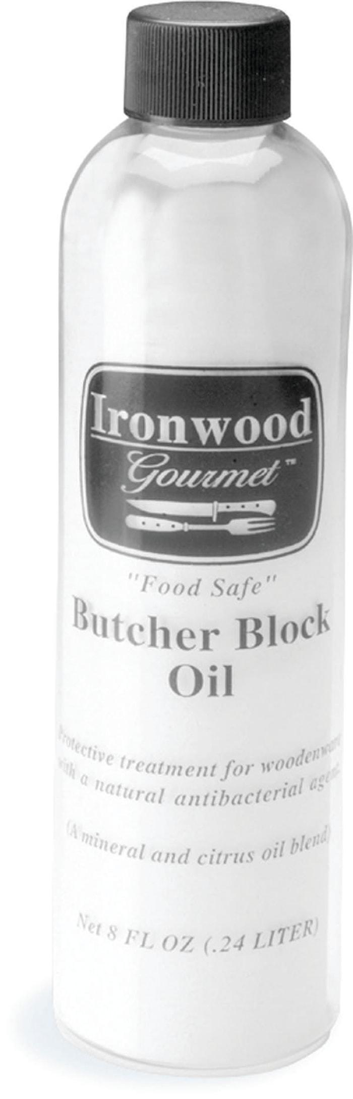 Nyhet: Ironwood Gourmet Butcher Block Oil, 12-pack