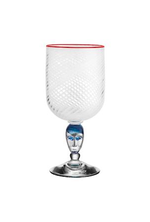Red Rim hvit Pokal
