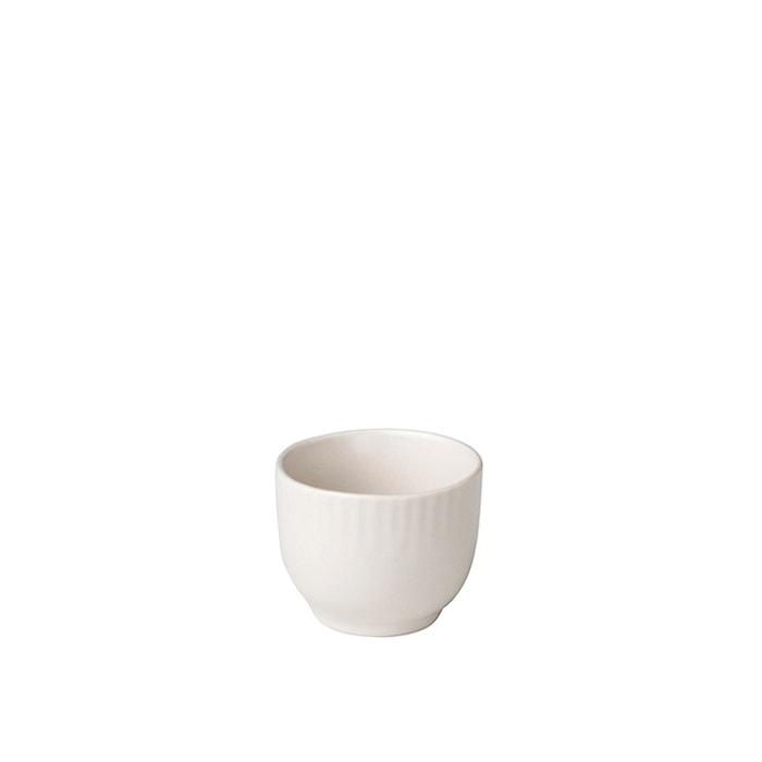Sandvig Eggeglass Hvit Porselen