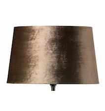 Lampeskjerm Lola 42 cm – Gull