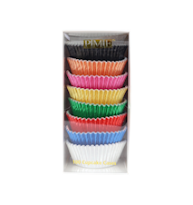 Muffinsformar Metallic 100-pack