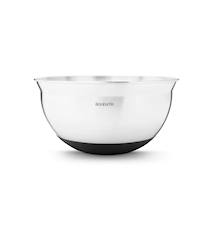 Preperation bowl 1.6 L Matt Steel Black