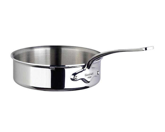 Cook Style Traktørpanne 1,8L blank stål