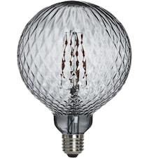 Elegance LED Cristal Cristal Grey 125 mm